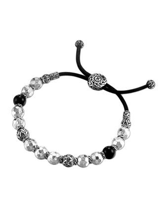 Palu Tourmaline Bead Bracelet