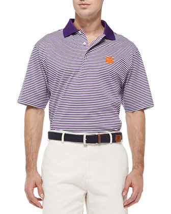 Clemson Gameday College Polo Shirt