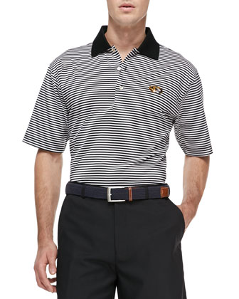 Mizzou Gameday College Shirt Polo