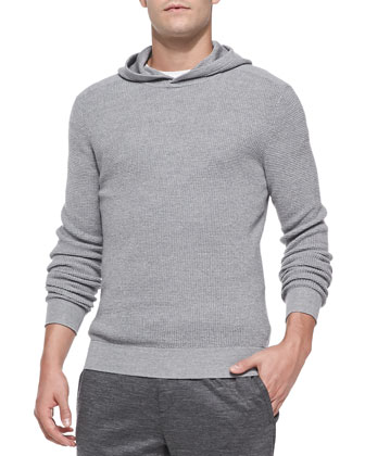 Dami Hooded Pullover Sweater