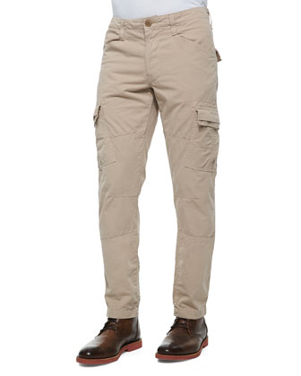 Trooper Cargo Pants, Taupe