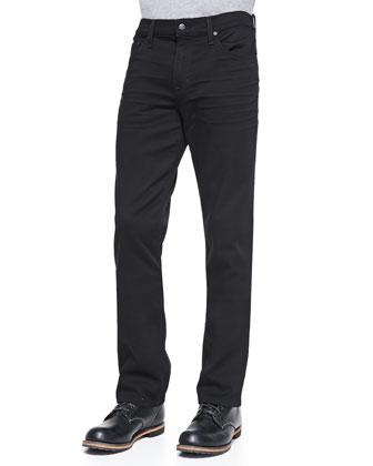 Classic Straight-Leg Enok Jeans