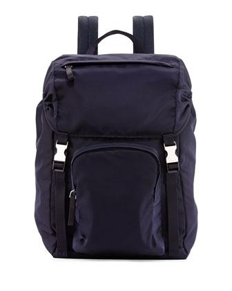 Tessuto Men's Backpack, Navy