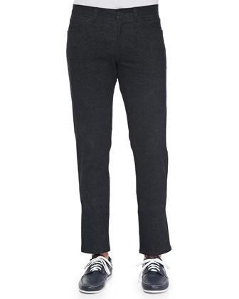 Haydin 5-Pocket Pants, Charcoal