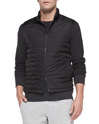 Hames Lightweight Puffer Vest