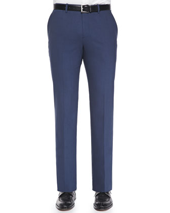 Marlo Tovare Suit Pants, Blue