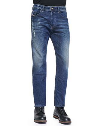 Buster 0833F Denim Jeans