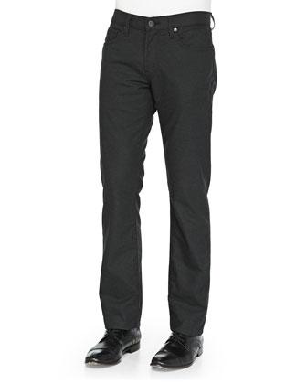Kane Aiken pants, charcoal