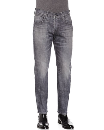 Blake Search-and-Destroy Slim-Straight Jeans