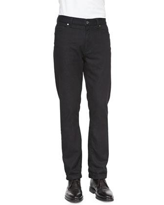 Wool-Blend Parka with Fur Trim, Shawl-Collar Cardigan, Woven Denim Shirt & ...