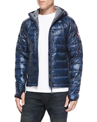 Hybridge Featherweight Puffer Jacket, Blue