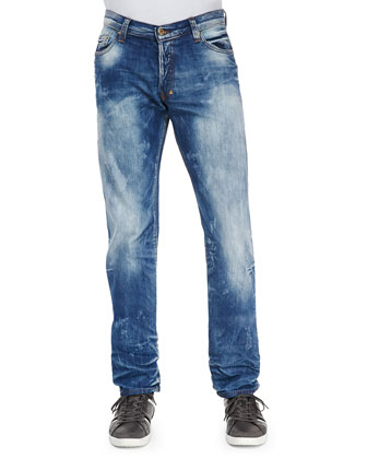 Barracuda Bleach Blue Denim Jeans