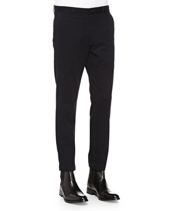 Zaine Carst Trousers, Eclipse (Navy)