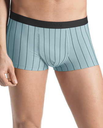 Shadow Striped Boxer Briefs, Gray