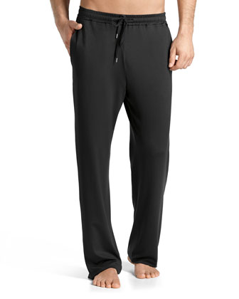 Palermo Lounge Pants, Black