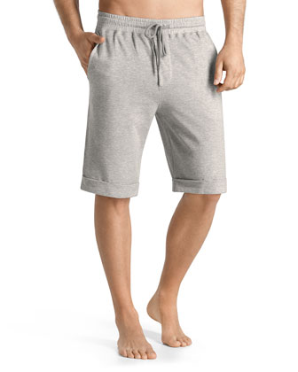 Torino Lounge Shorts, Light Gray