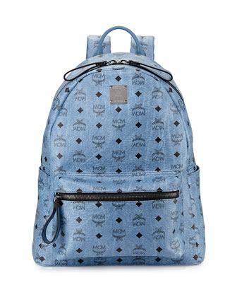 Stark Men's Visetos Backpack, Denim