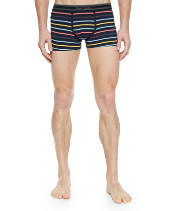 Striped Boxer Briefs, Multi