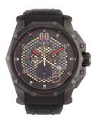 E.J. Viso Limited Edition Watch, Black