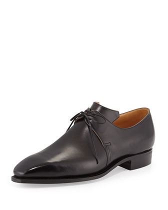 Arca Derby Shoe, Black