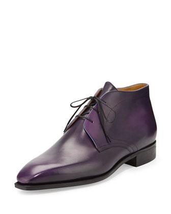 Dress Leather Chukka Boot