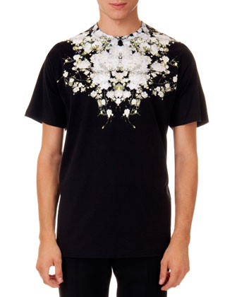Baby's Breath Printed Tee