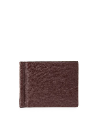 Bodolo Pebbled Leather Wallet
