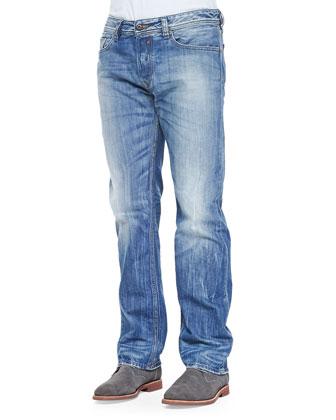 Waykee 816P Straight-Leg Jeans