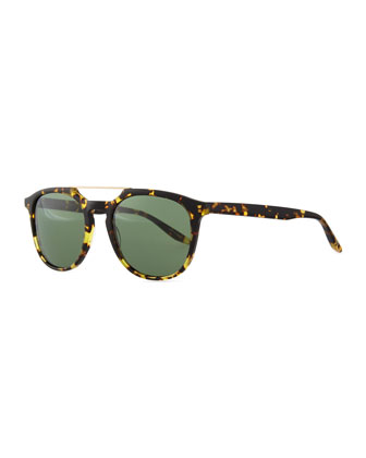 Rainey Top-Bar-Detail Sunglasses