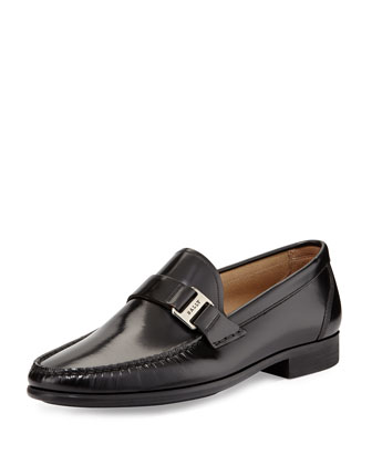 Colbar Moc Loafer, Black