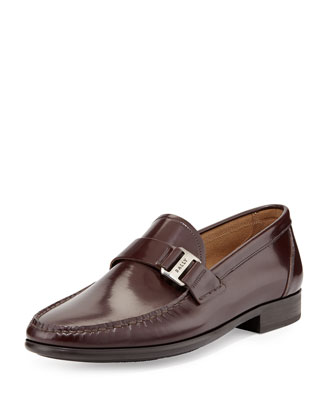 Colbar Moc Loafer, Oxblood