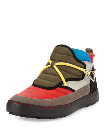Oskin Colorblock Hiking Sneaker