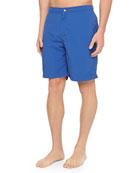 Men's Swim Trunks, Blue