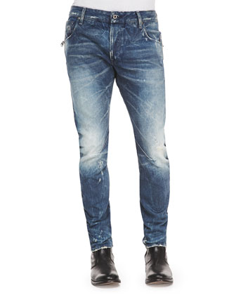Arc 3D Slim Denim Jeans, Blue