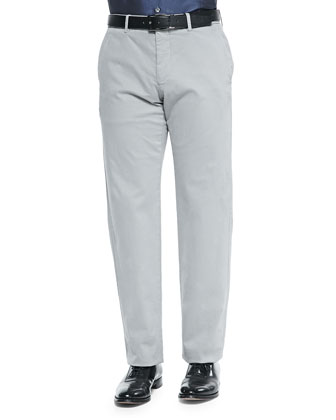 5-Pocket Stretch-Cotton Trousers