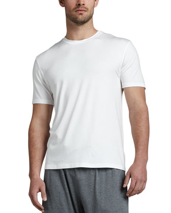 Basel 1 Jersey Tee, White
