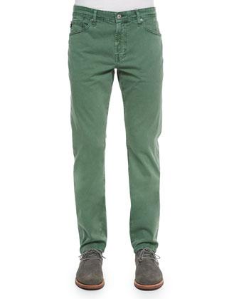 Graduate Sulfur Grass Sud Jeans
