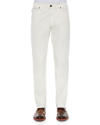 Graduate Sulfur Ivory Sud Jeans