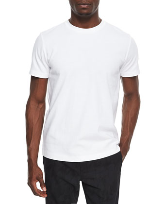 Koree Heavyweight Cotton Tee, White