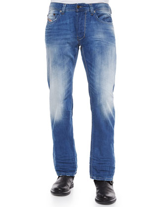 Larkee 0823S Jeans, Denim