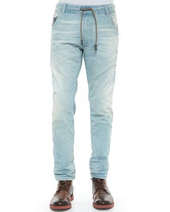 Krooley 0664V Jogger Denim Jeans