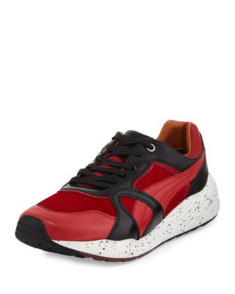 Trinomic XS500 Low Sneaker, Red