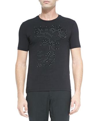 Studded Medusa T-Shirt