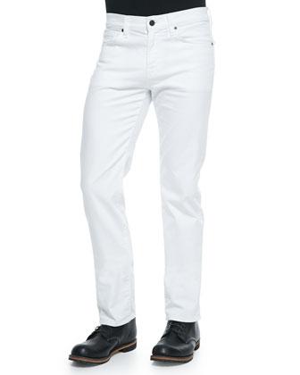 Slimmy White Jean