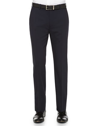 Kody 2 New Tailor Suit Pants, Navy