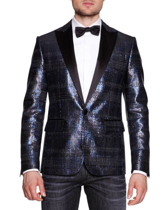 Shiny Evening Jacket