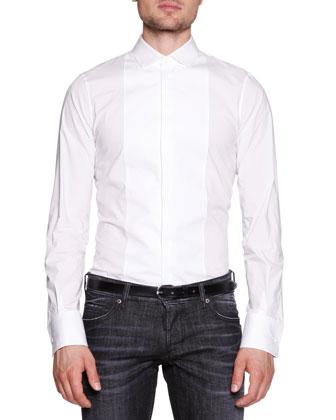 Formal Shirt, White