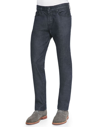 Slimmy Dark Wash Jean, Dark Indigo