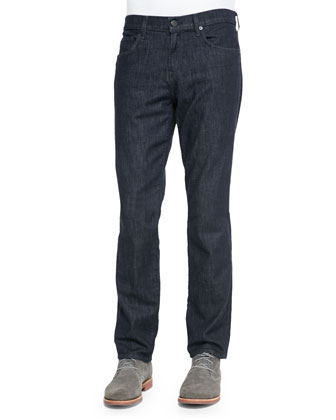 Cole Relaxed Dark Wash Jeans