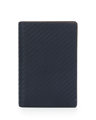 Chassis Credit Card Case, Navy